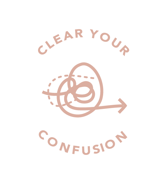 Clear your confusion icon